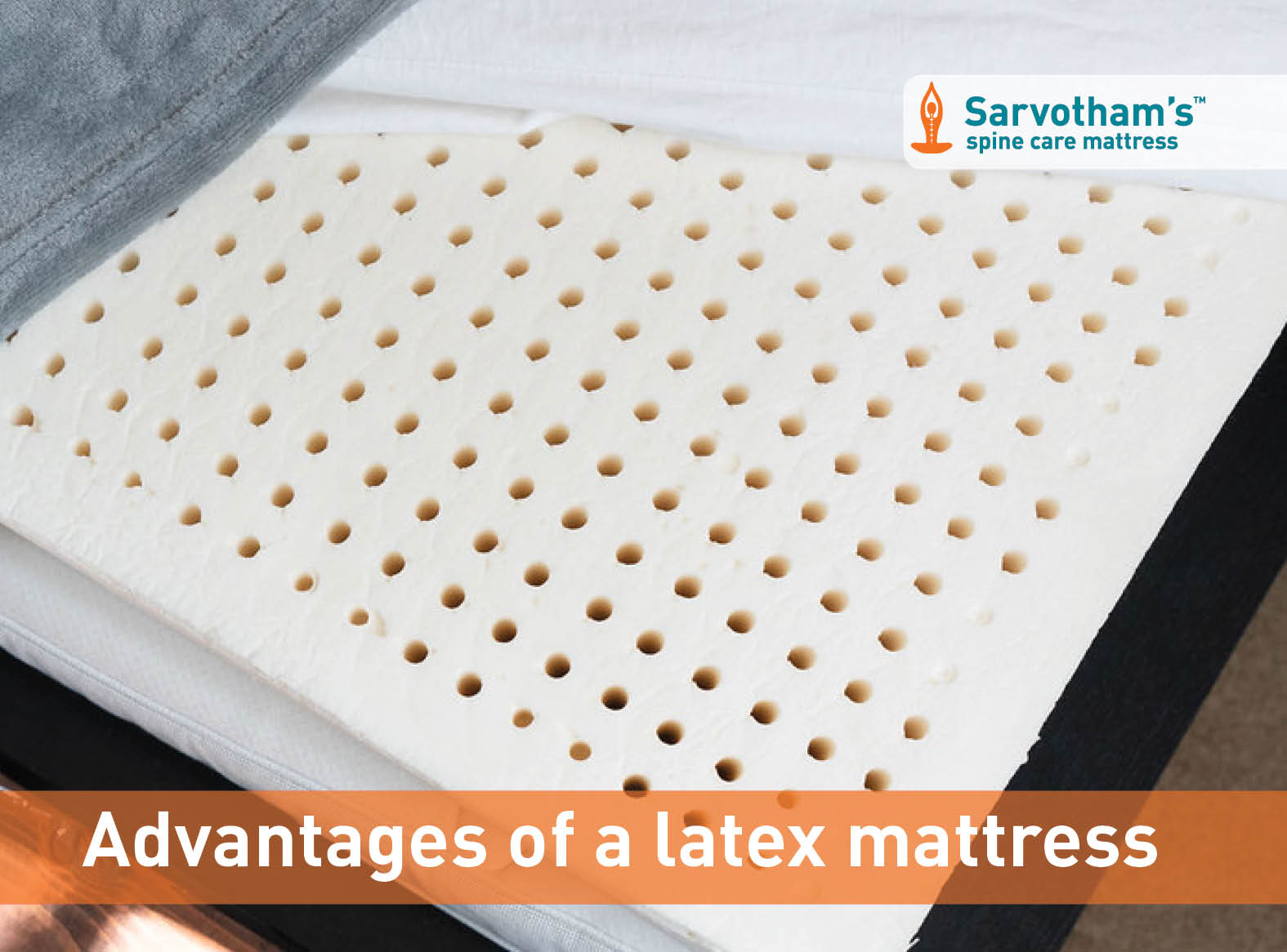 7 Advantages of a Latex Mattress
