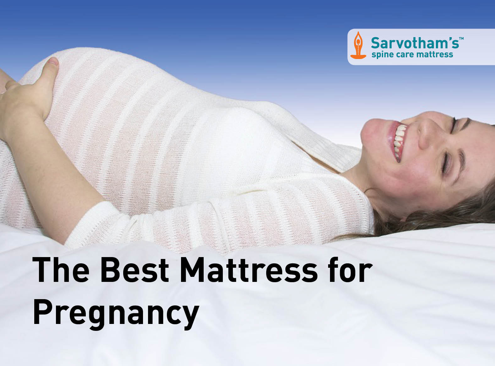 The Best Mattress for Pregnancy